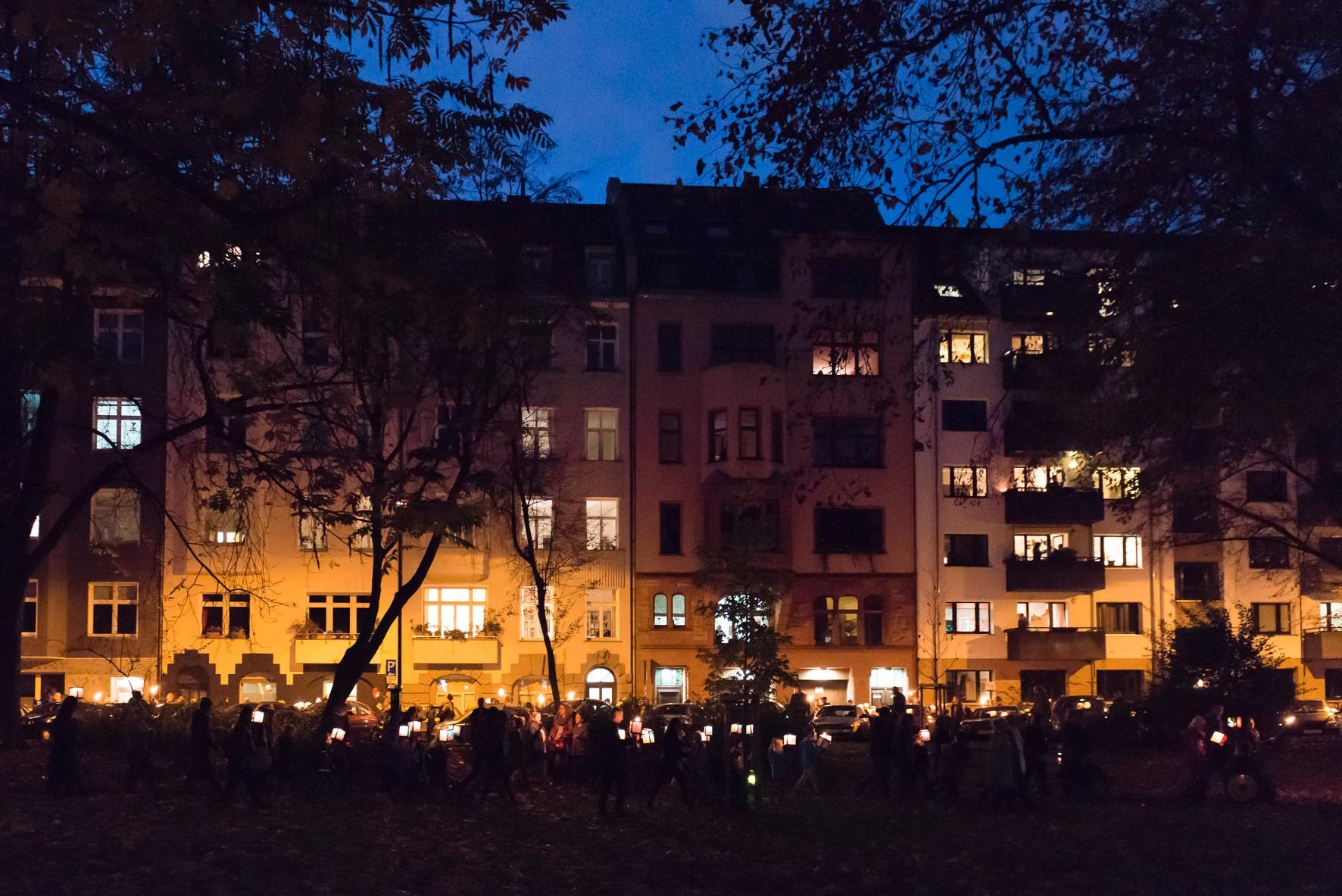 KGS Mainzer Strasse Martinszug 2015-16