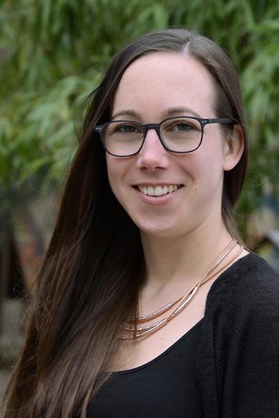 Lisa Delvenne Klassenlehrerin Bären