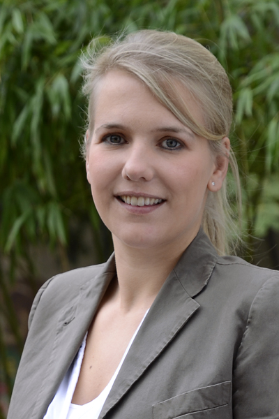 Tina Kroes Schulleiterin