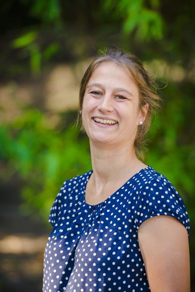 Melanie Zurheide Klassenlehrerin Kiwis