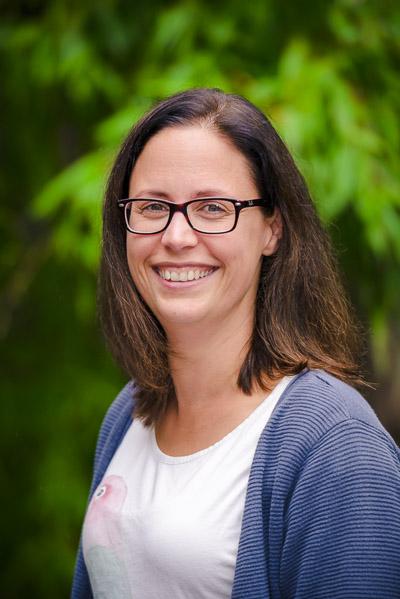 Miriam Dombrowsky Fachlehrerin